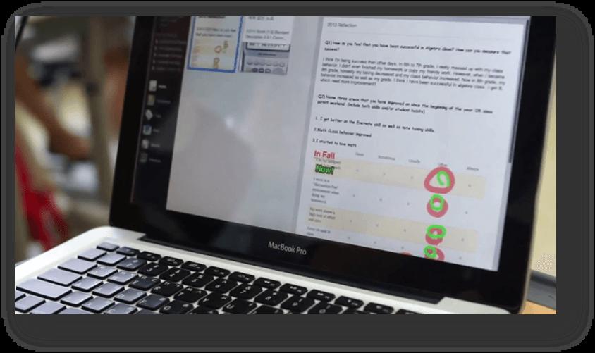 [초안] [유저스토리] Evernote와 함께하는 '스마트 교육' – KIS 제주캠퍼스의 Evernote 이야기 Image.4