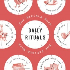Tapping daily rituals great creative minds