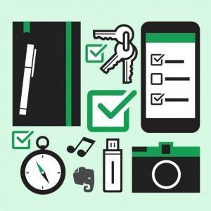 Travel with Evernote