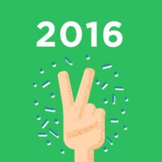 Peace Hand Signal 2016