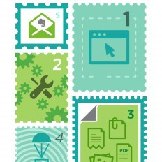 Evernote Content Illustration