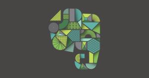 Evernote Elephant Illustration