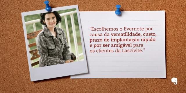 Foto da Camila Machado com citação