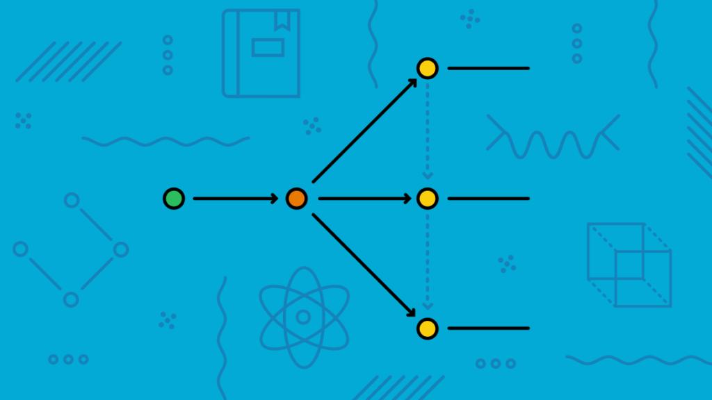 Feynman Diagram Illustration