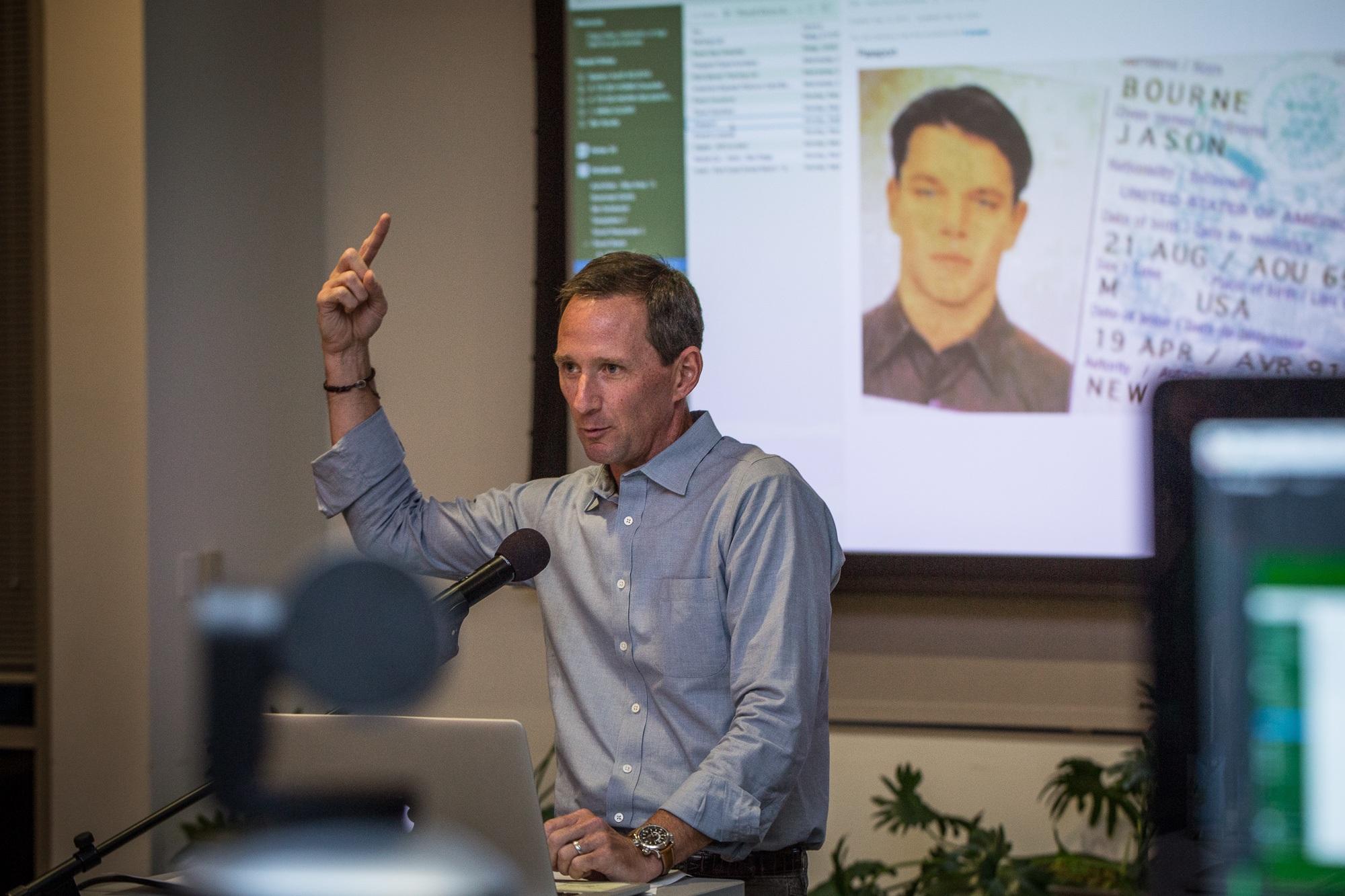 BlueShift Partners' Frank Gerber