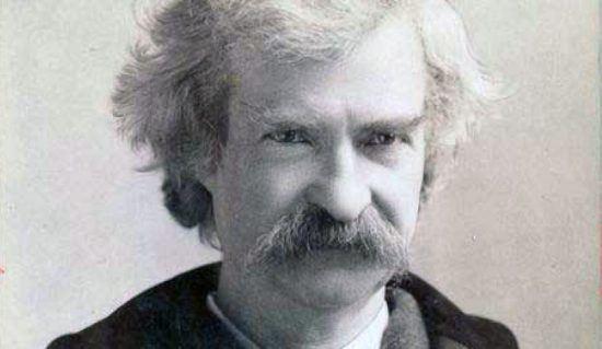 Mark Twain Close Up