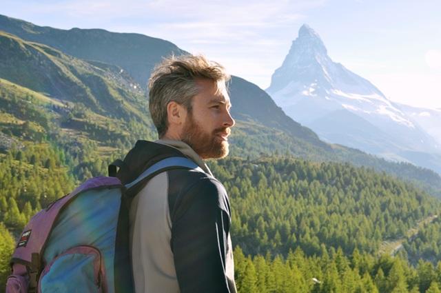 Excursionismo en Suiza