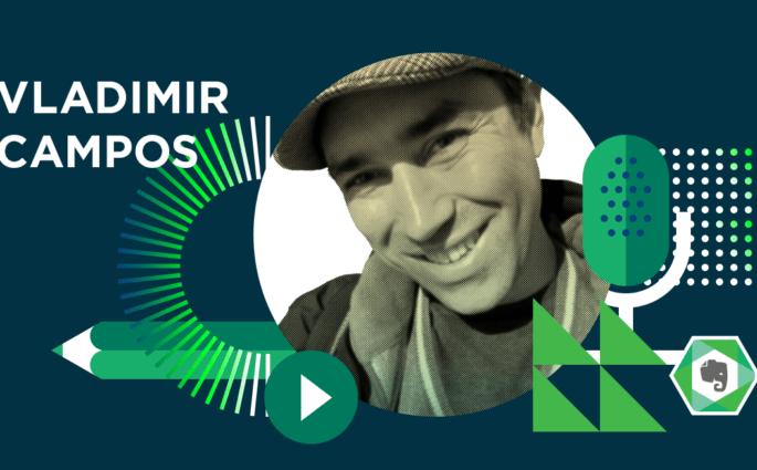 Evernote Expert Vladimir Campos