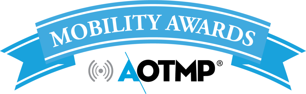 2017 Aotmp Mobility Awards Logo