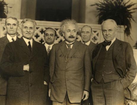 Albert Einstein and other Men