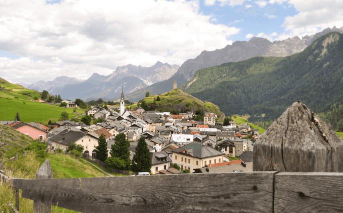 Ardez Switzerland