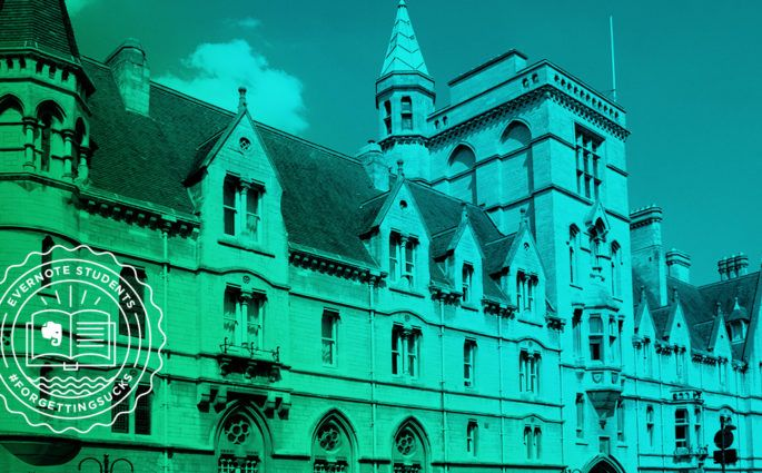 Oxford University Image