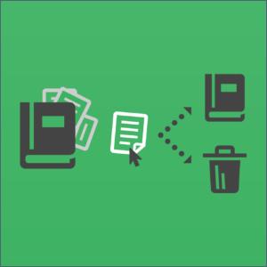 Evernote を整理する図