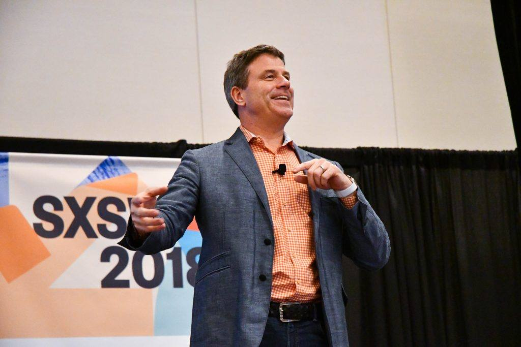 Chris O'Neill, CEO of Evernote