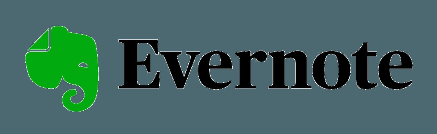 Evernote ロゴとワードマーク