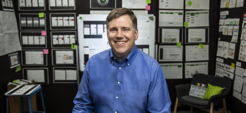 Evernote CEO Ian Small.