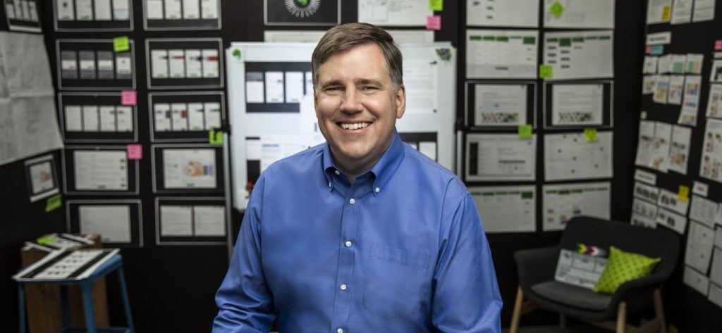 Evernote CEO Ian Small.