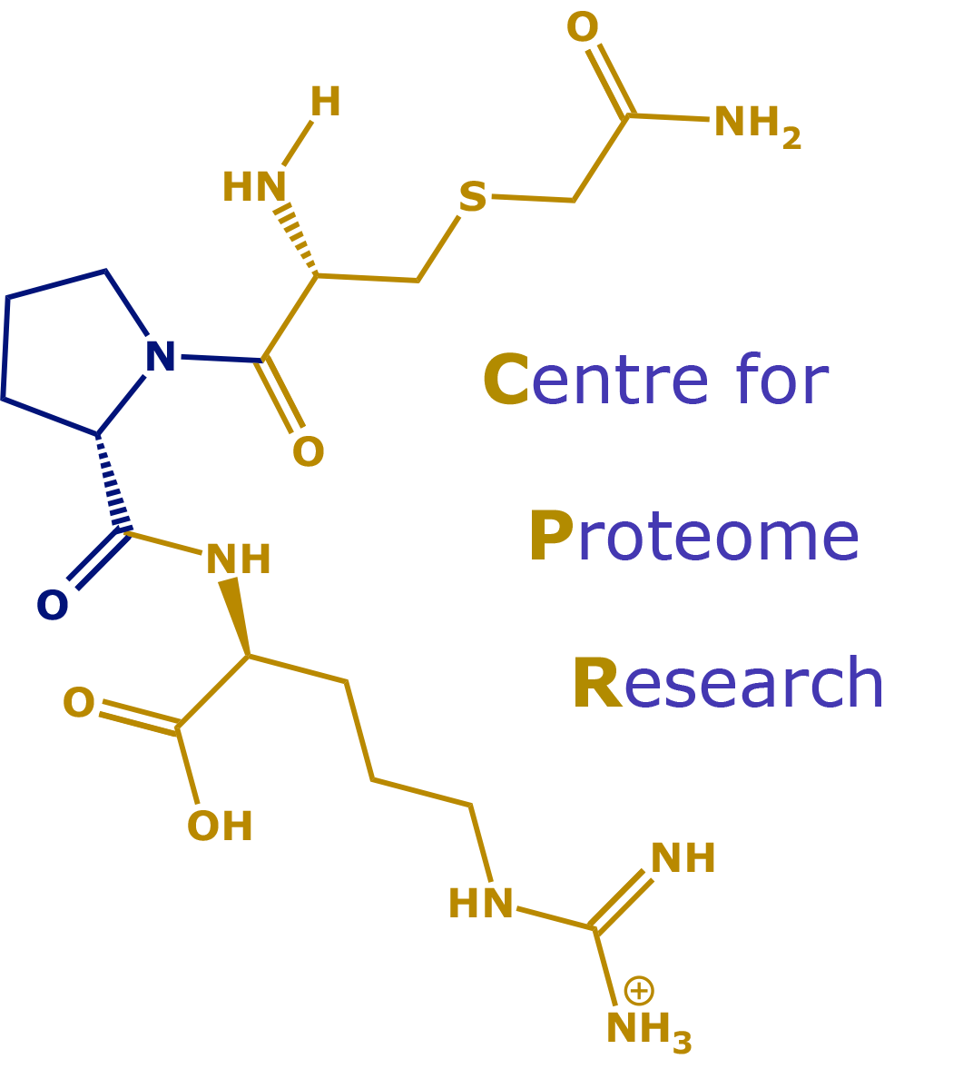 Centre for Proteome Research Logo