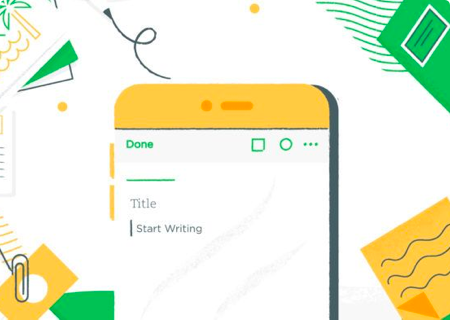 Evernote OCR Technology - Scan hand written notes & search handwriting