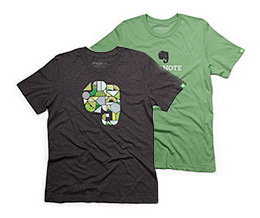Evernote Tees