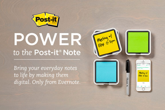 From Analog to Digital with The Post-it Plus App