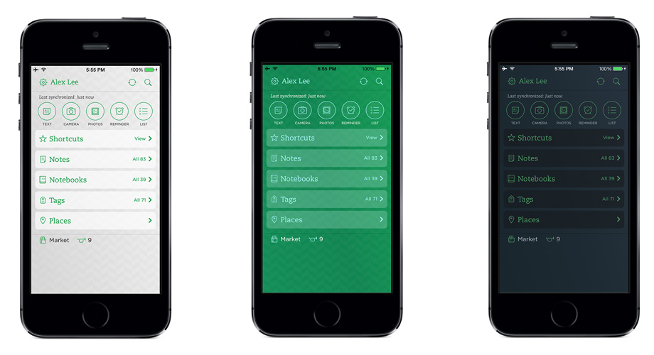 Evernote Mobile - Anywhere, Anytime Use of Evernote - cover