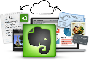 If you are storing important info in Evernote, think twice.
