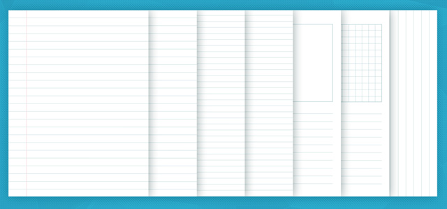 Getting Started with Penultimate – Notebook Paper Background for Word